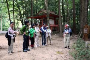 熊野古道ウォーク